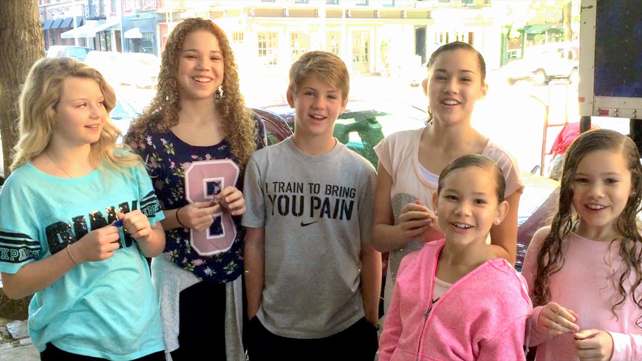 The Warhead Challenge Mattybraps Haschak Sisters