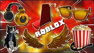 NEW EPIC ITEMS from BLOXY 2019 EVENT on ROBLOX 😍