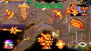 Download lagu Terraria How To Get All The Solar Weapons Armor Gear MORE MP3
