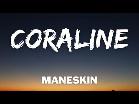 Maneskin - CORALINE (Testo / Lyrics) - Italia Lyrics