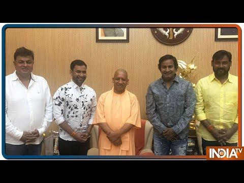 Bhojpuri Superstar Dinesh Lal Yadav 'Nirahua' Joins BJP