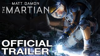 The Martian | Official Trailer 2 [HD] | 20th Century Fox South Africa