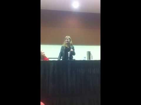 Veronica Taylor Panel