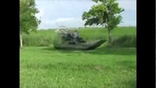 Gjohnson - American Airboat Badass