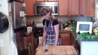 Strawberry-balsamic Tart - This Week's Feast Ep-64