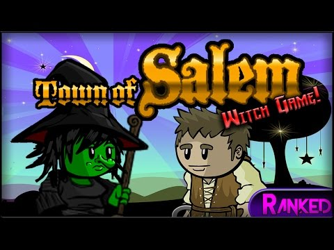 Town of Salem (Witch Game) | SPELLING DISASTER?! (Ranked) w/ Miss Medi