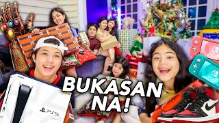 THE BEST FAMILY CHRISTMAS GIFTS OPENING!! (Grabe!) | Ranz and Niana
