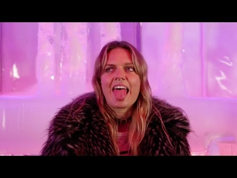 We Hung Out With Tove Lo In An Ice Bar