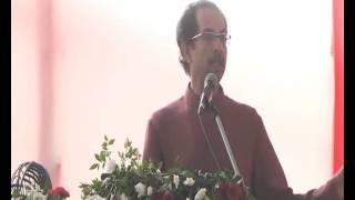 Jogeshwari east - west flyover opening : Shivsena president Uddhavji Thackeray