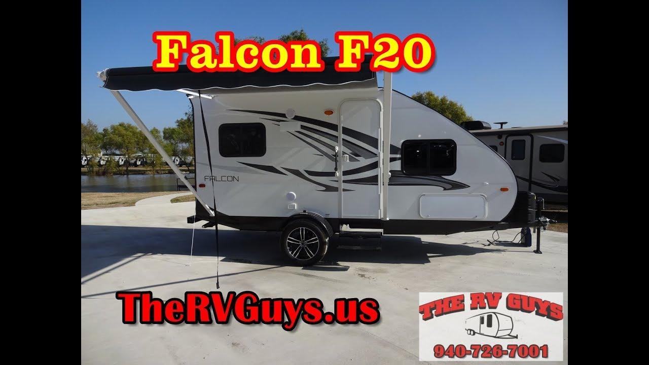 This 2018 Travel Lite Falcon F-20 Is A Lean Mean Camping Machine!