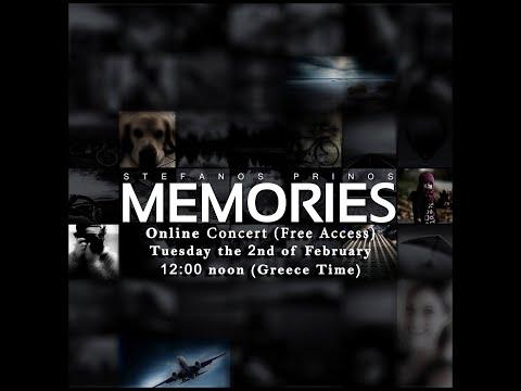 Stefanos Prinos - Online Concert (Free Access) [promo2021]