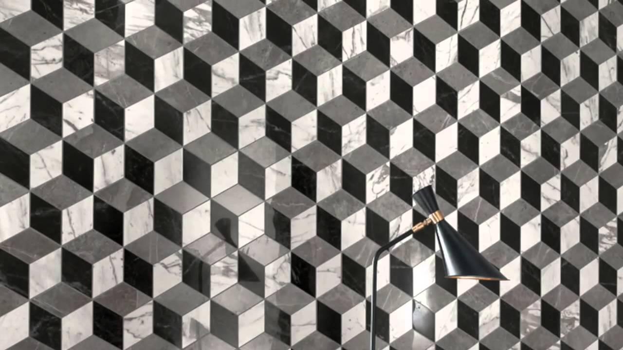 Ceramic Tile Trends 20142015 Blackwhite Youtube