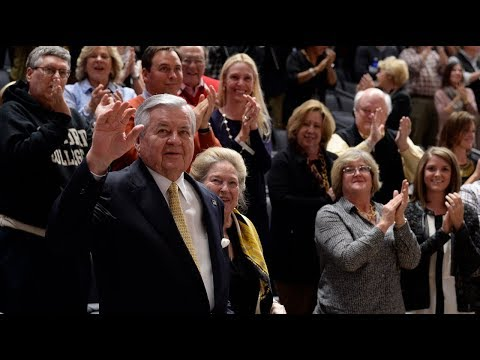 Jerry Richardson and Wofford College