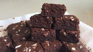 Eggless Finger Millet Brownies | Gluten Free | Ragi Brownie | Refined Sugar Free