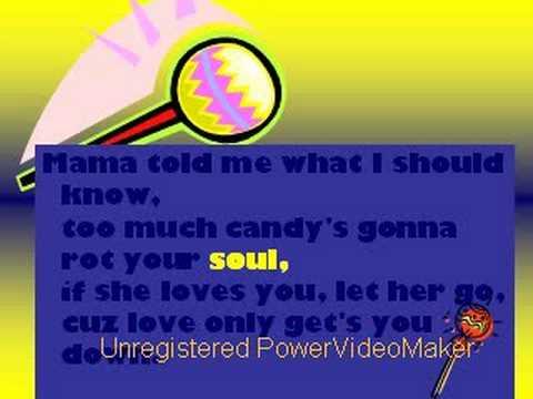 Mika Lollipop lyrics