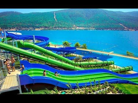 Hotel La Blanche Island Bodrum 5* all inclusive