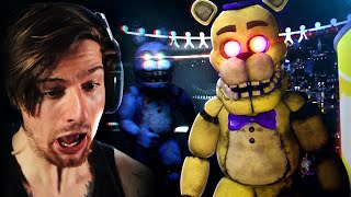 THIS FNAF GAME ABSOLUTELY TERRIFIED ME. (2 Awesome FNAF Games)
