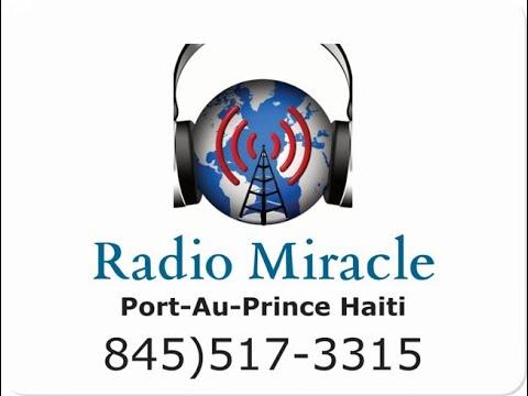 Radio Miracle Fm Port -Au -Prince Haiti