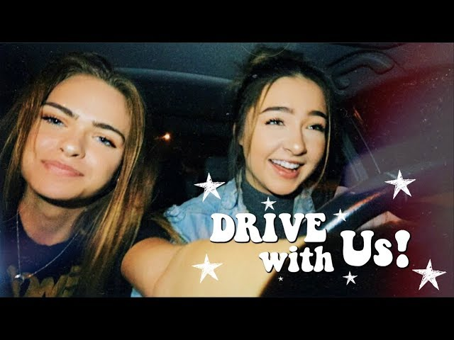 DRIVE WITH US!: Driving at Night, Feb & March Playlist, & More!