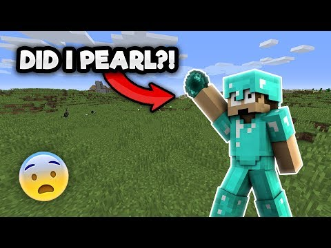 THE MYSTERIOUS TELEPORTATION.... DID I THROW AN ENDERPEARL?!?