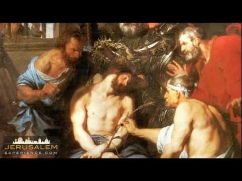 Flagellation - Via Dolorosa - Station #2
