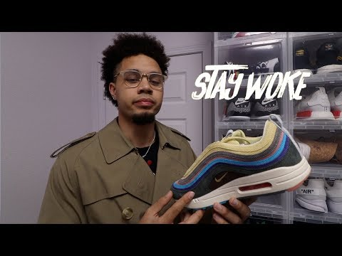 How to Spot Fake Sean Wotherspoon Air Max 1/97!