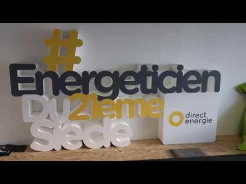 Rejoignez Direct Energie !