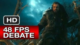 Epic Movie Review - The Hobbit: An Unexpected Journey - The 48 FPS Discussion (2012) Peter Jackson