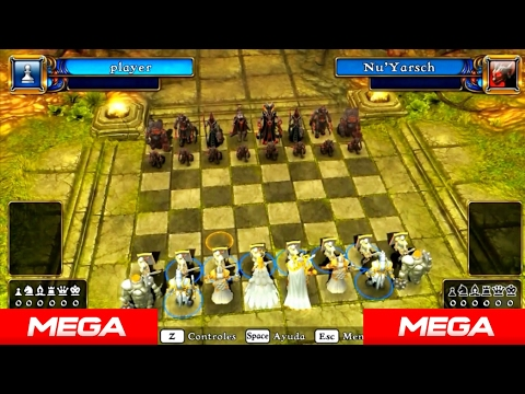 Descargar Battle vs Chess para Pc 1 link MEGA 2017 + Gameplay [🎮]