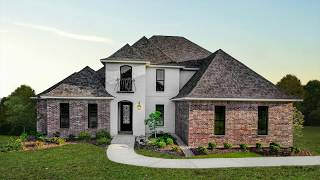 Lafayette, la – prepare to be wowed by this gorgeous two-story french country style home. built specifically with families in mind, the olivia's award-winnin...