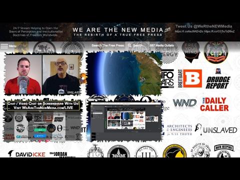 WeAreTheNewMedia.com The Rebirth of the True Free LIVE 2/2/17