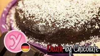 DEATH BY CHOCOLATE Kuchen- Tod durch Schokolade ;)  // So gelingt's ! YASILICIOUS DEUTSCH