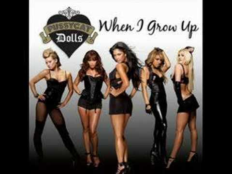 Pussycat Dolls- When I Grow Up [HQ]