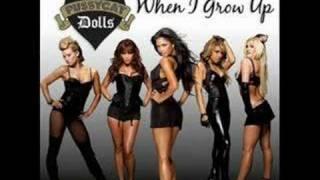 Pussycat dolls- When I Grow Up [HQ]