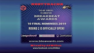Breakbeat Awards Best Track Final Nominees Mix