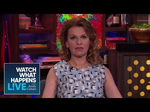 Sandra Bernhard's Crush On David Letterman  WWHL