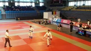 Чемпионат в Бельгии по Джиу-Джитсу. Дени Даудов