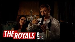 """The Royals"" Wildest Bong Hits   E!"