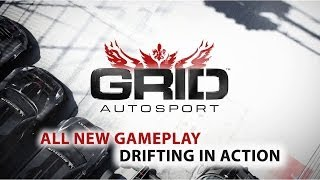 GRID Autosport - All New Gameplay - Drift in action