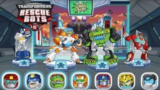 Assemble Rescue Bots & Save the World! | Transformers Rescue Bots: Disaster Dash Hero Run #153