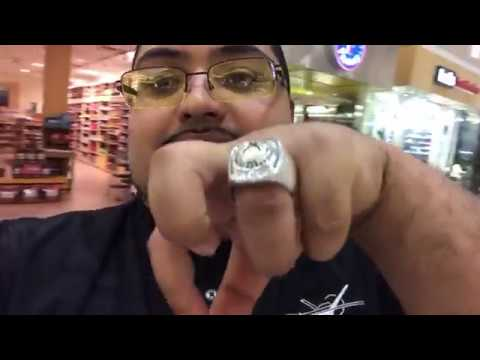 OMFG! I JUST GOT MY RING! ($10,000 XBOX CHAMPIONSHIP RING) ONLY 1 IN THE WORLD!