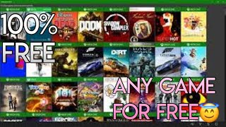 HOW TO GET XBOX GAMES FOR FREE! *JULY 2018*