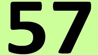 АНГЛИЙСКИЙ ЯЗЫК ДО АВТОМАТИЗМА ЧАСТЬ 2 УРОК 57 УРОКИ АНГЛИЙСКОГО ЯЗЫКА