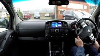 Nissan Pathfinder 2 5 dCi EU 5 Tekna MPV 5dr Diesel ABS Test