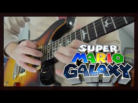 Super Mario Galaxy: Battlerock Galaxy - Metal Cover