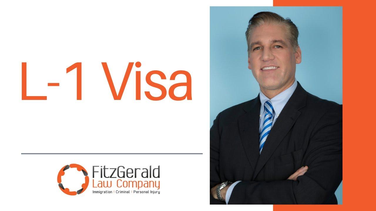 L-1 Visa for Intra-Company Transfers