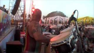 Shovell (live) @ Sunburn 2008, Goa