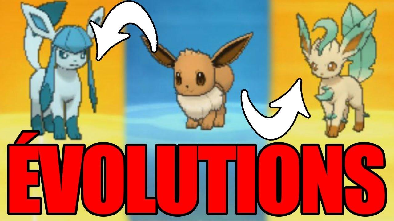 Comment faire voluer voli en givrali et phyllali l tuto pok mon soleil lune youtube - Givrali pokemon ...