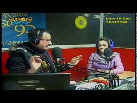 Diretta Radio Studio 95 - Tele Melito - ospite Camilla Sgrò