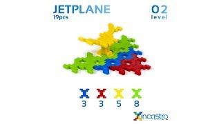 INCASTRO | Level 2 | Jetplane